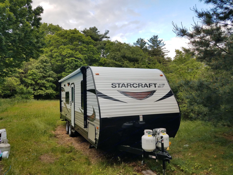 Front . Starcraft Astrostar 2018