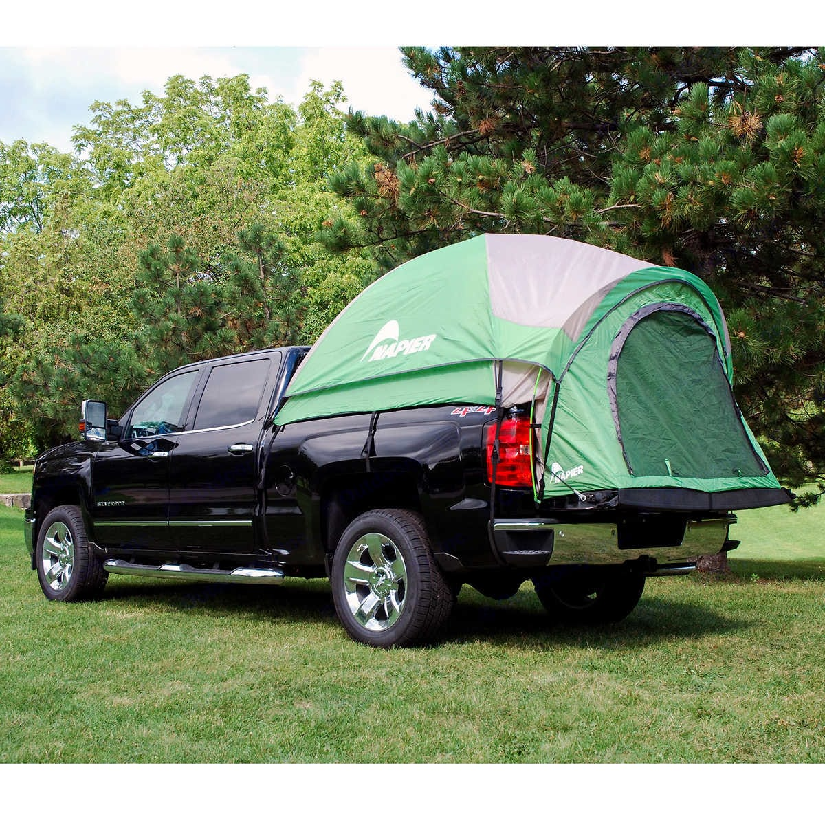 Truck Tent from outside. Napier 13044 2015