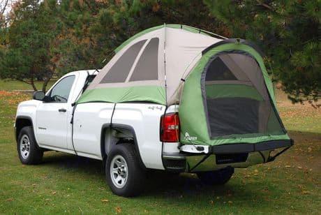 Truck Tent without rain cover. Napier 13022 2015