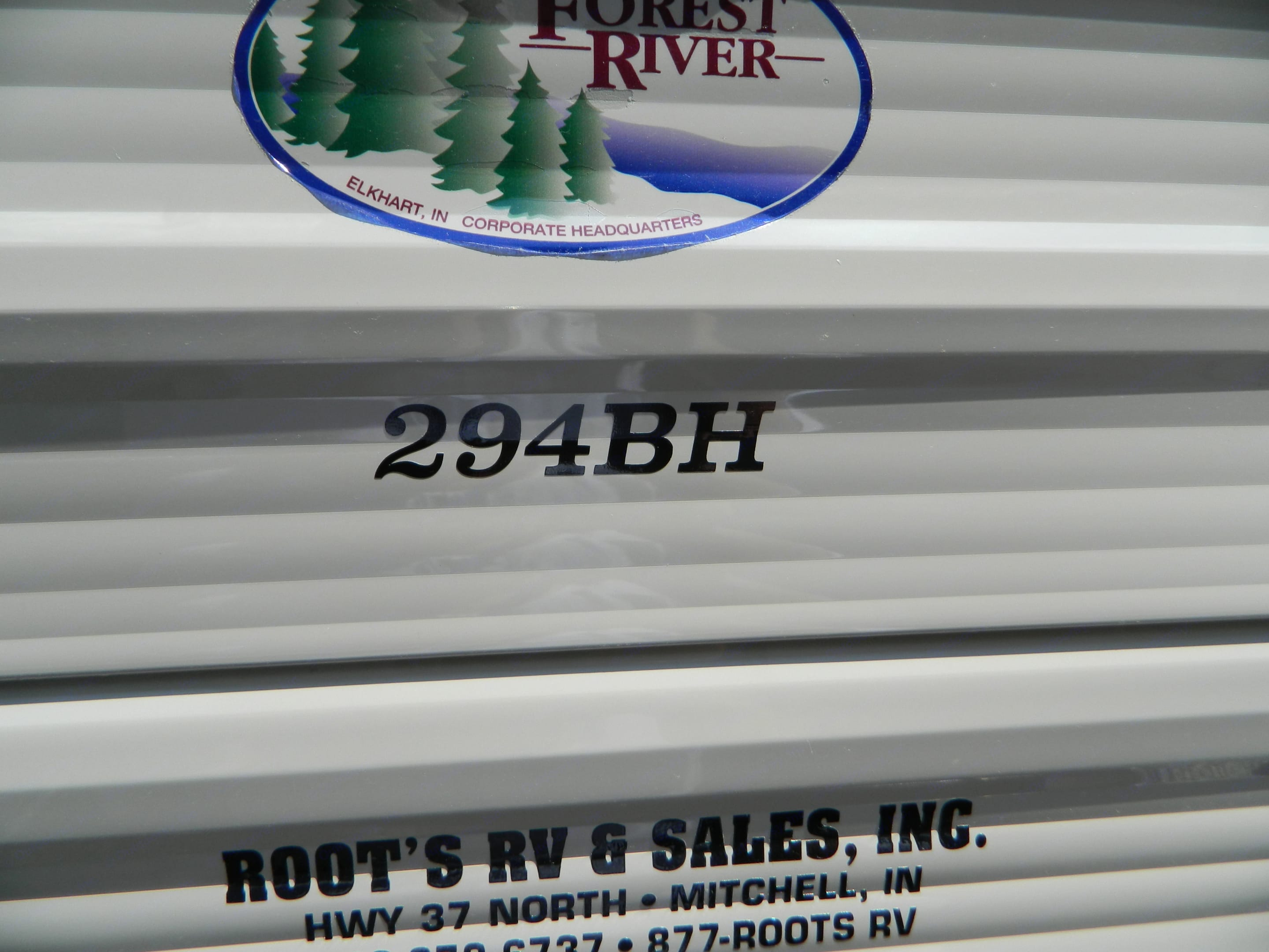 Forest River Cherokee 294BH 2017