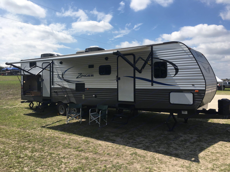 Set Up. Crossroads Z-1 Series, ZR328SB 2017