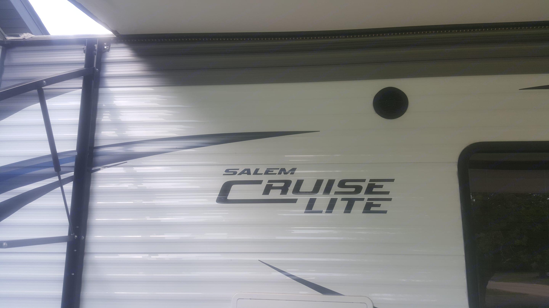 Forest River Salem Cruise Lite 2017