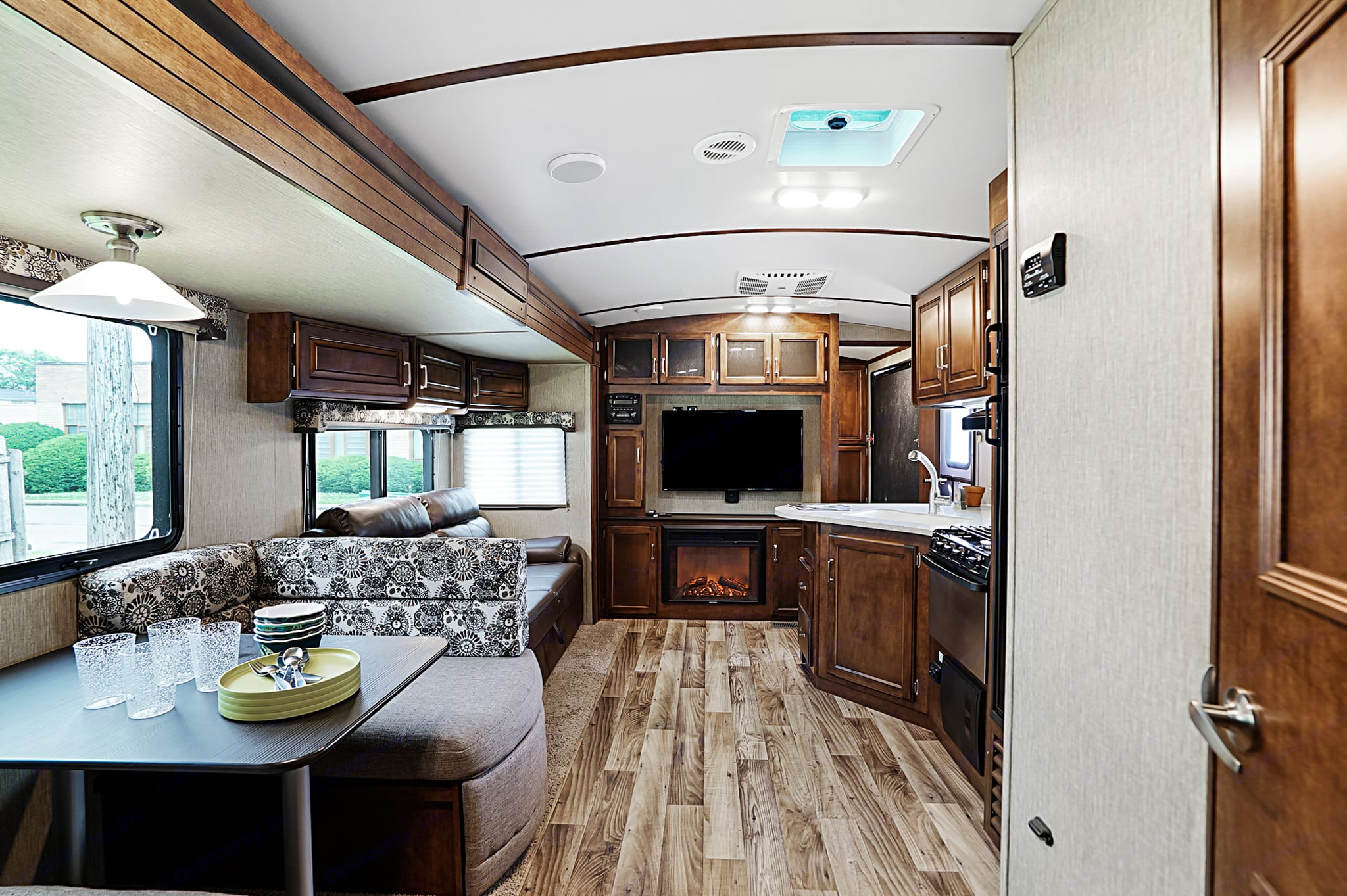 Welcome to our 2017 Toy Hauler by Keystone!. Keystone Outback 2017