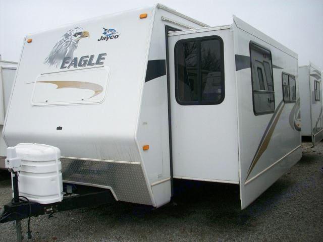 Jayco Eagle 2008