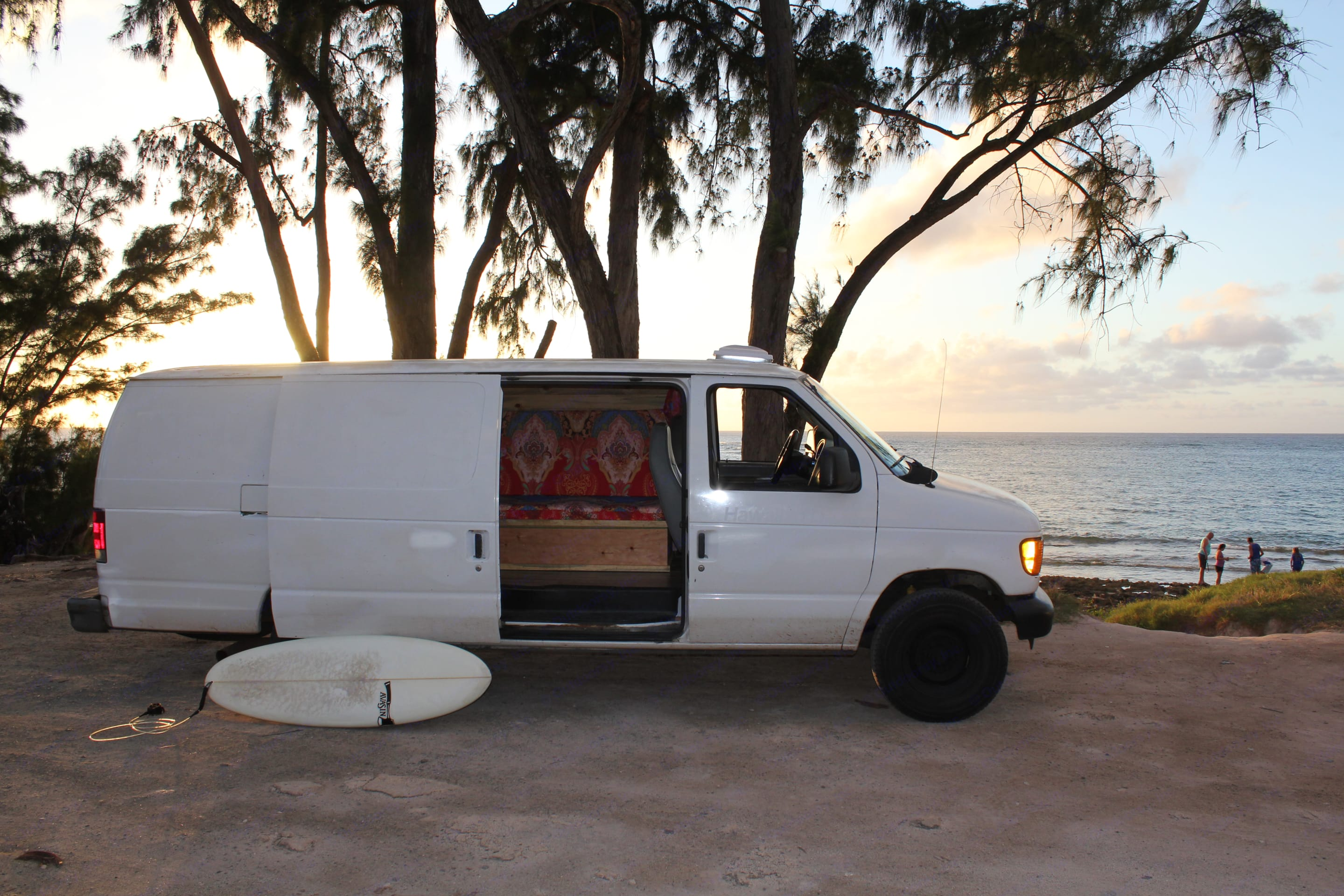 Dunes at the beach.. Ford Ford E350 2004