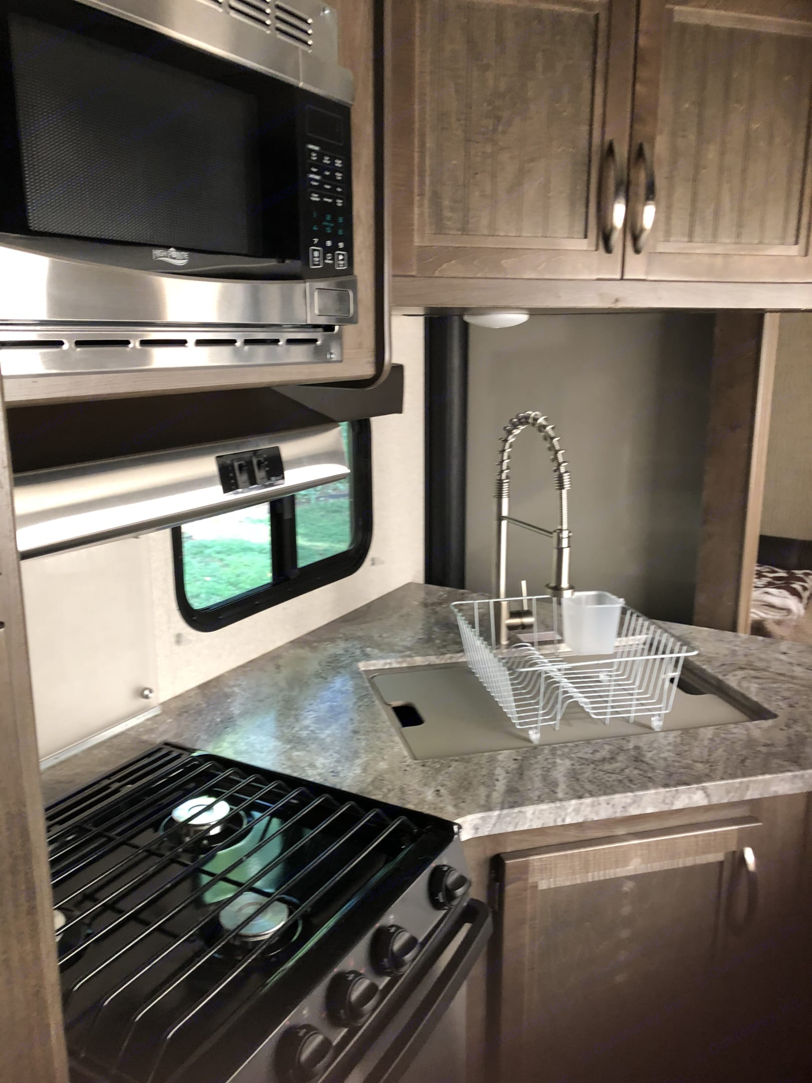 Kitchen with stainless steel appliances . Coleman Other 2018