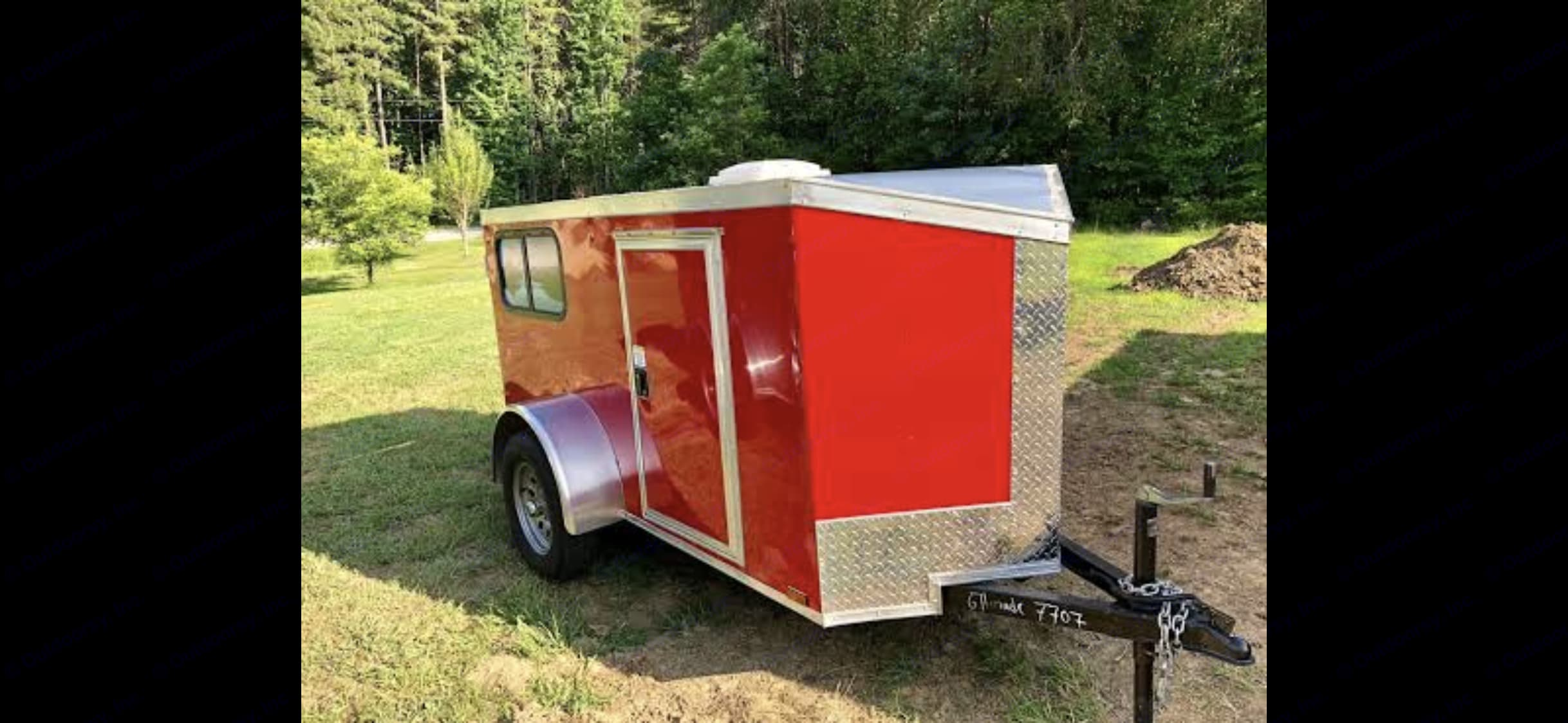 Great MPG  Weighs in at 750-800lbs. MinnowCampers none 2018