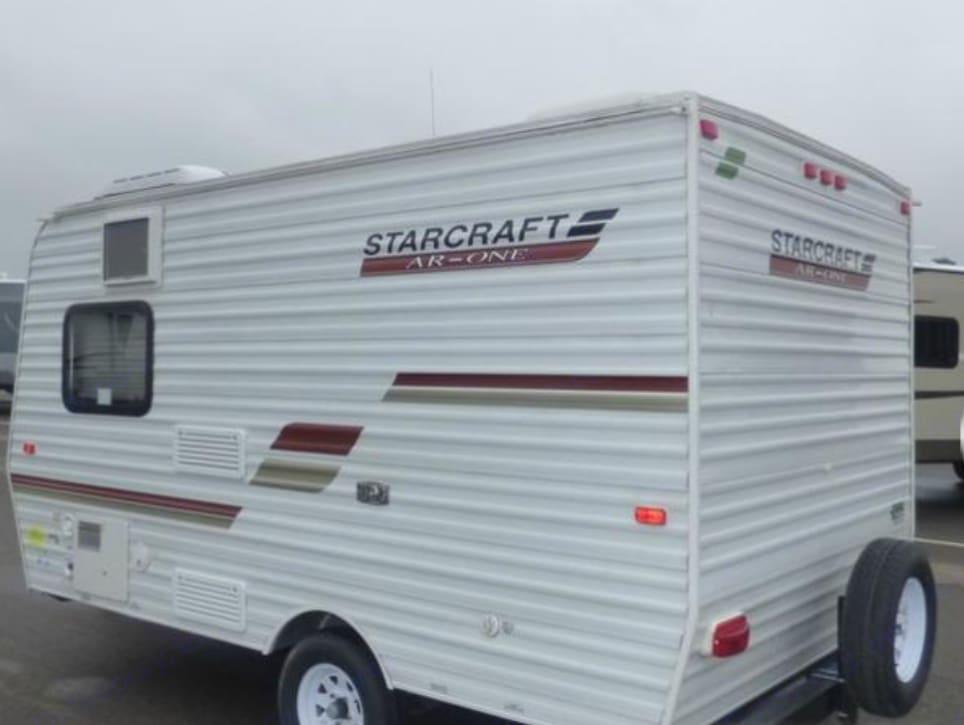 Starcraft Ar-One 2012