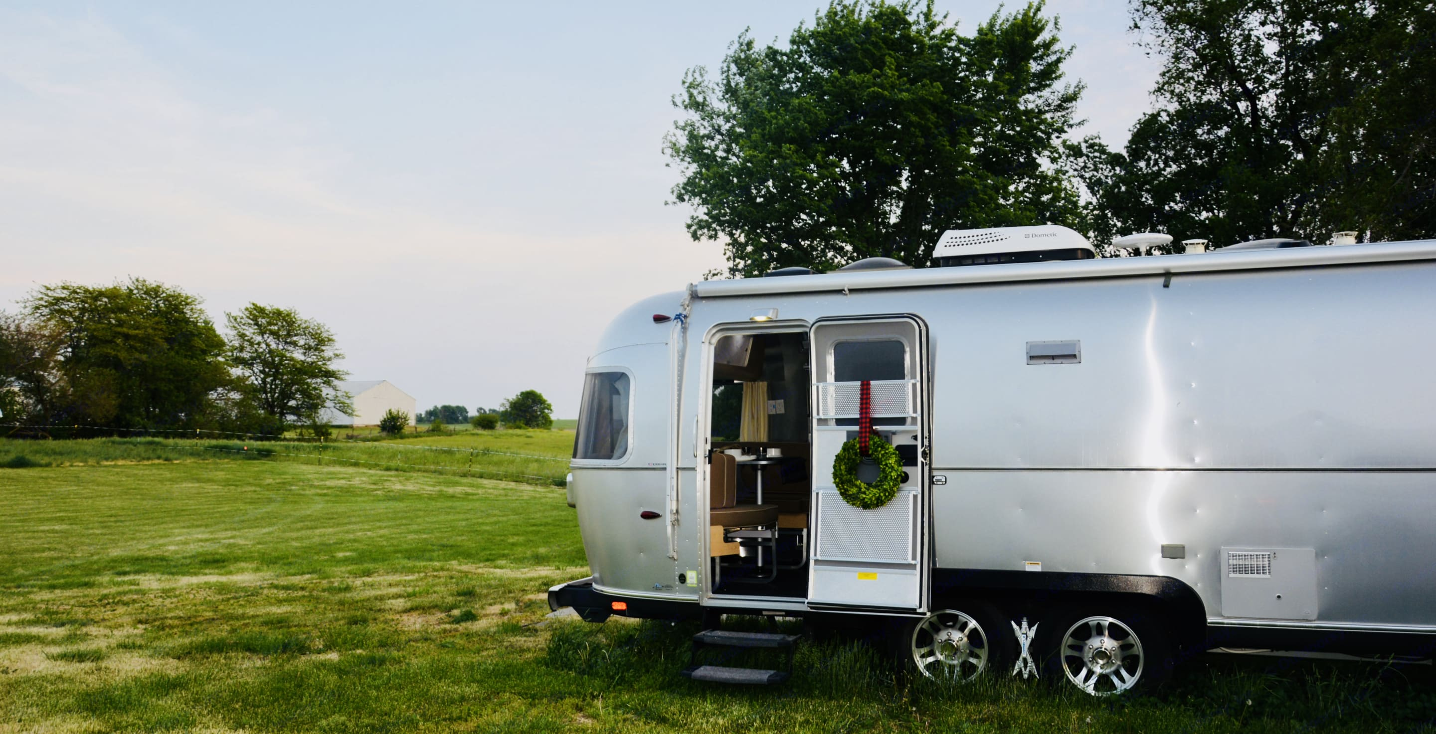 Enjoy the great outdoors in style.. Airstream Eddie Bauer 2015