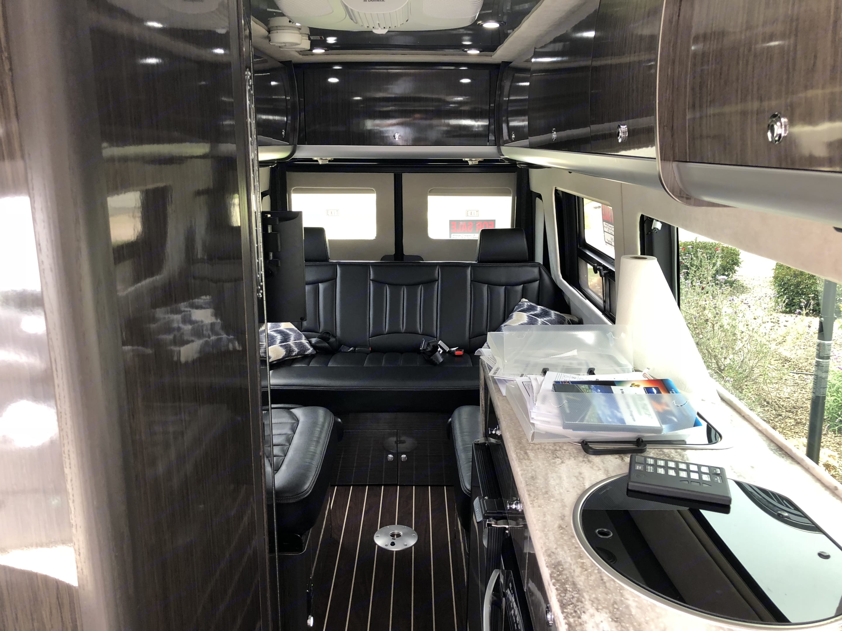 Airstream Interstate Lounge EXT 2016