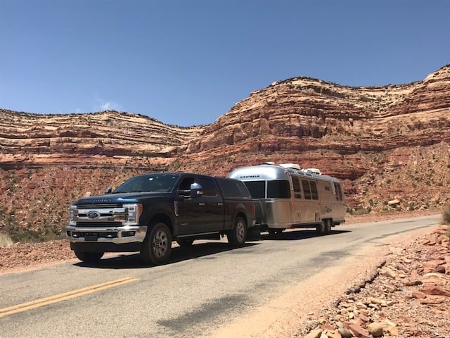A Dream to tow. All the luxuries without extreme size.. Airstream International 2018