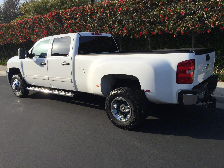 Chevrolet 3500 2011