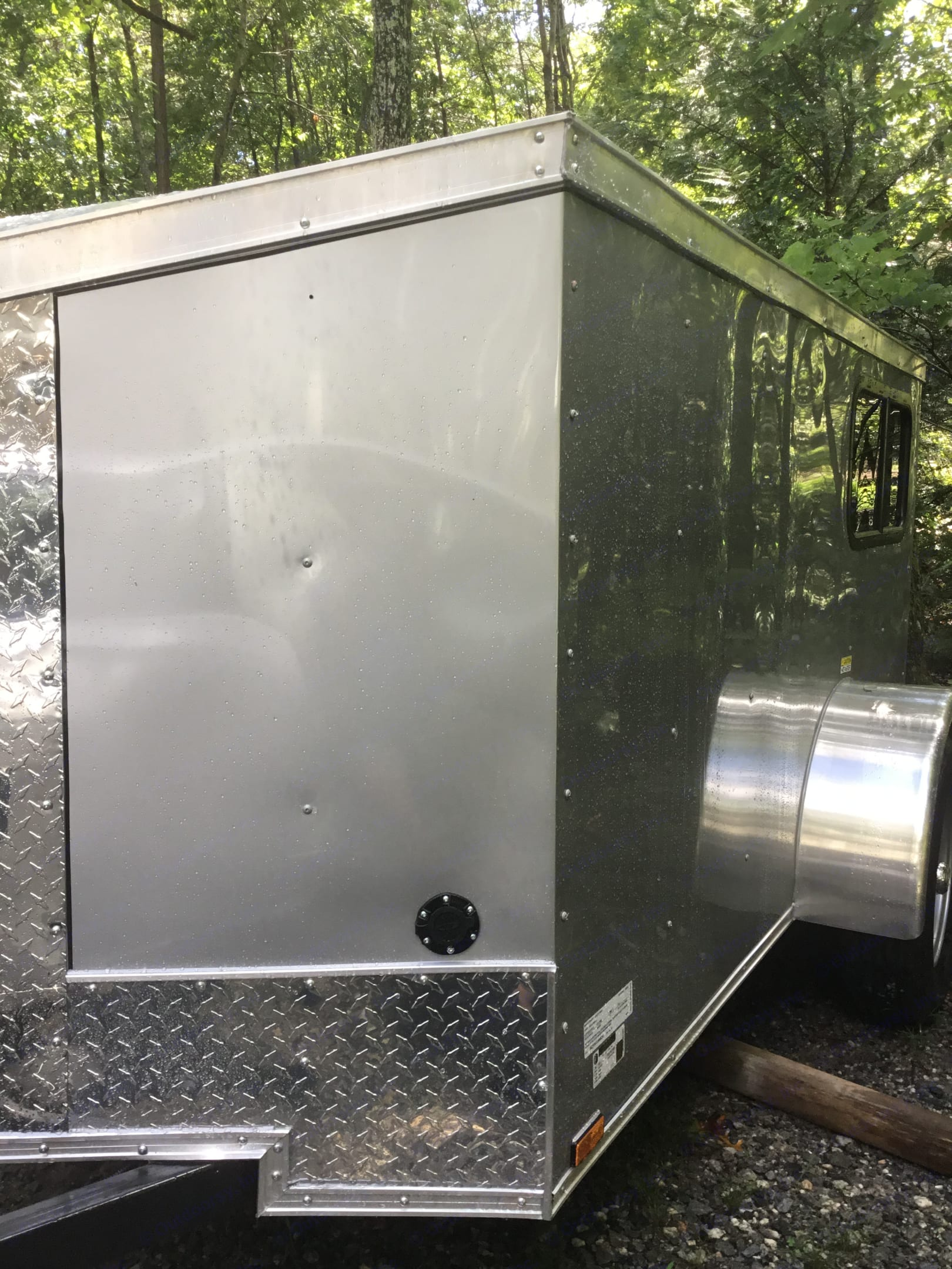 MinnowCampers Frosted Silver 2018
