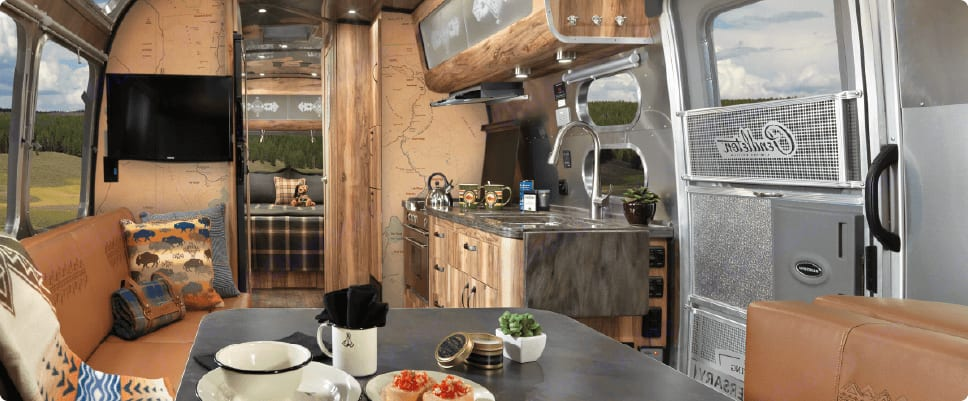 Airstream Pendleton Limited Edition 2016