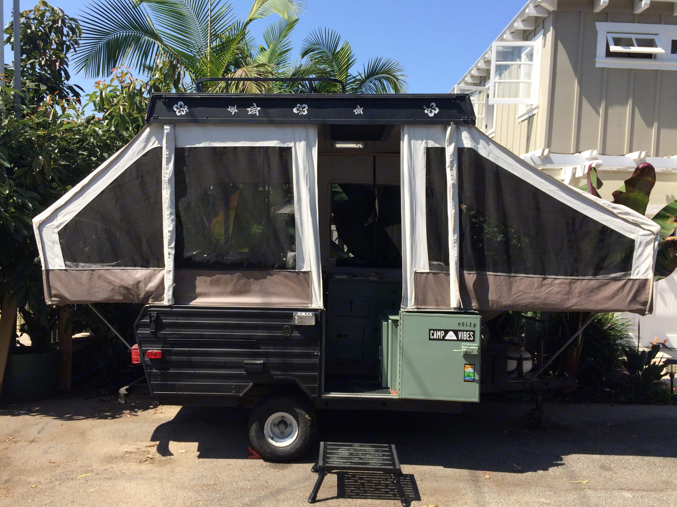 Cute as can be!  Small but mighty - here's Thelma.. Jayco Jay Series 1985