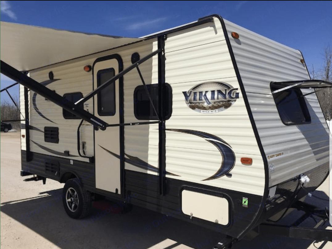 Going Places!. Coachmen Viking 2018