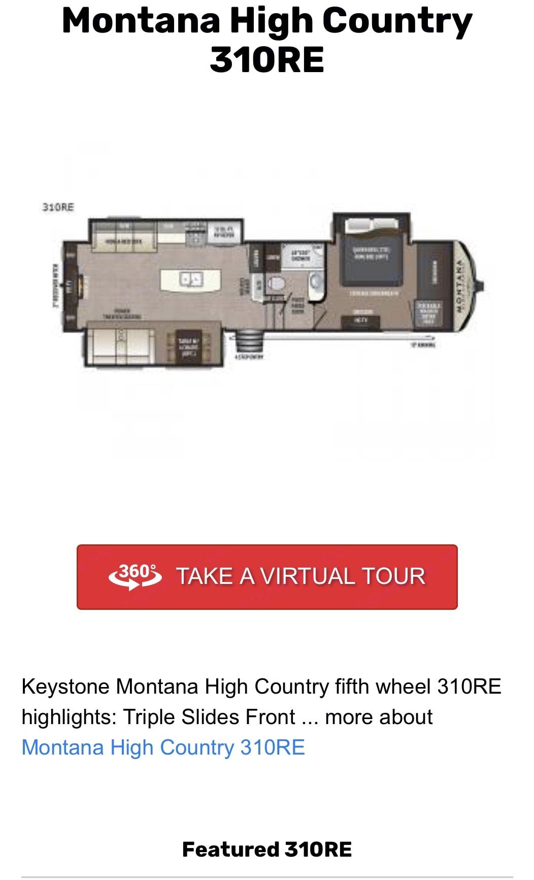 Keystone Montana High Country 2016