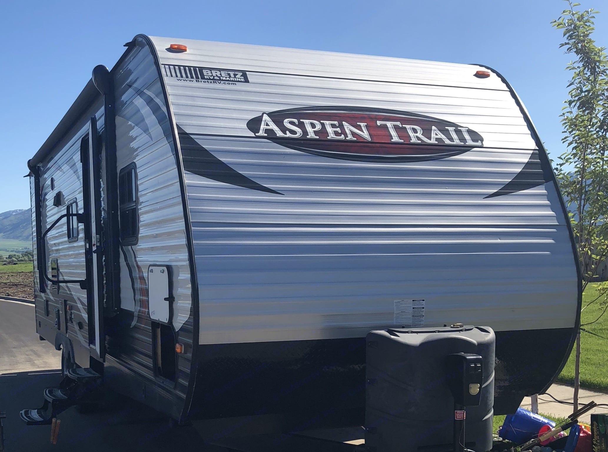 Dutchmen Aspen Trail 2015