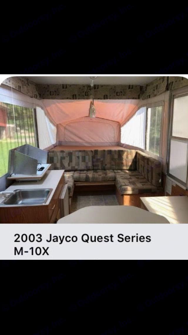 Jayco Qwest 2003