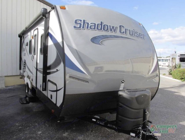shadow cruiser 227DBS 2015