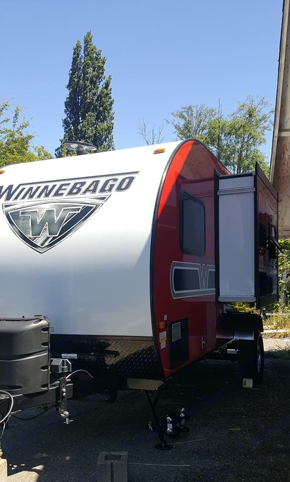 Small slide out.. Winnebago Other 2018