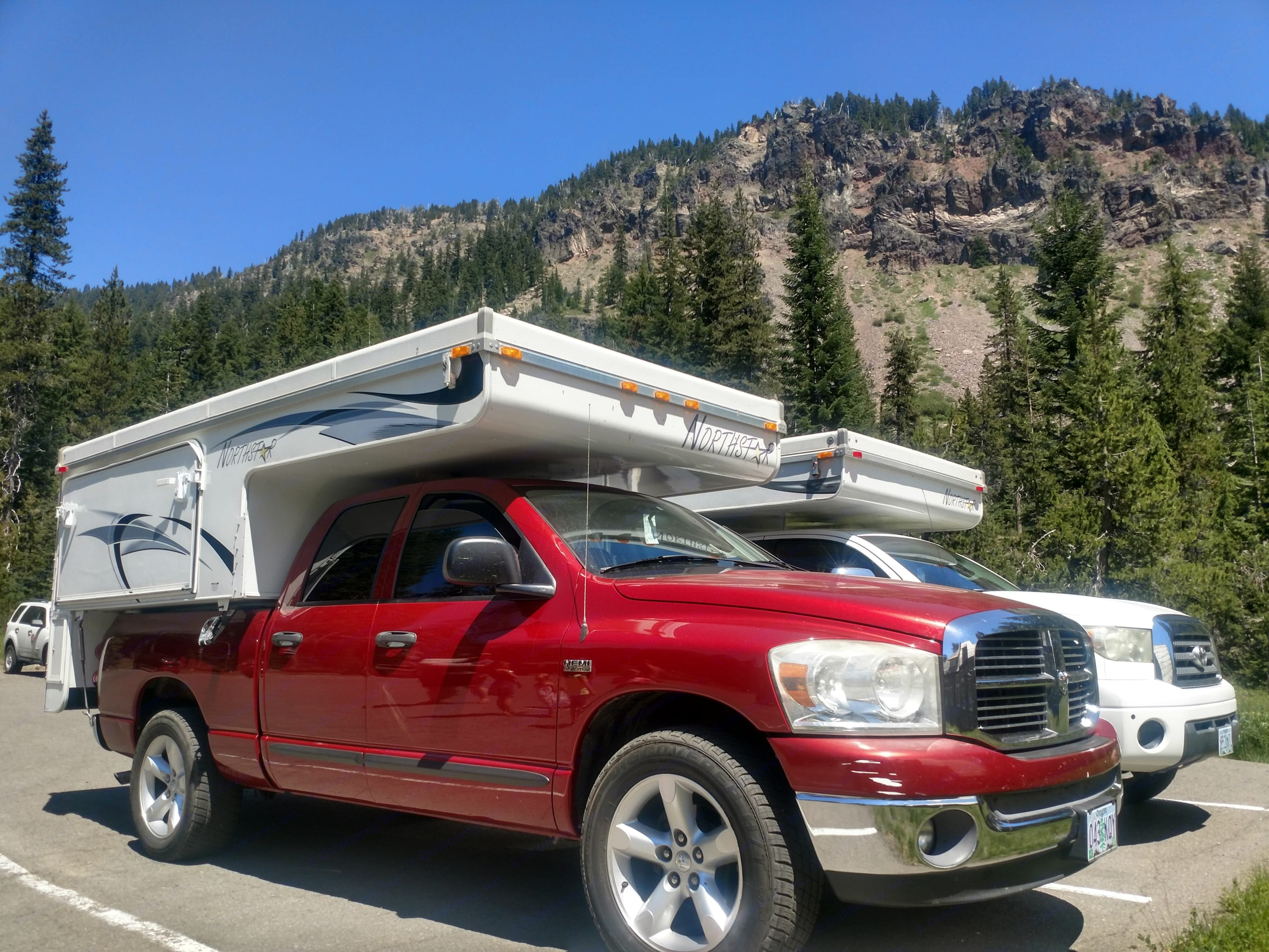 Dodge Ram 1500 Any Camper in our fleet of 4 2007