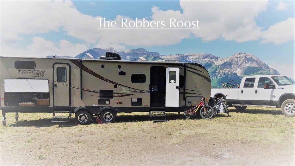 Utah trailer rental. Forest River PrimeTime Tracer Air 2016