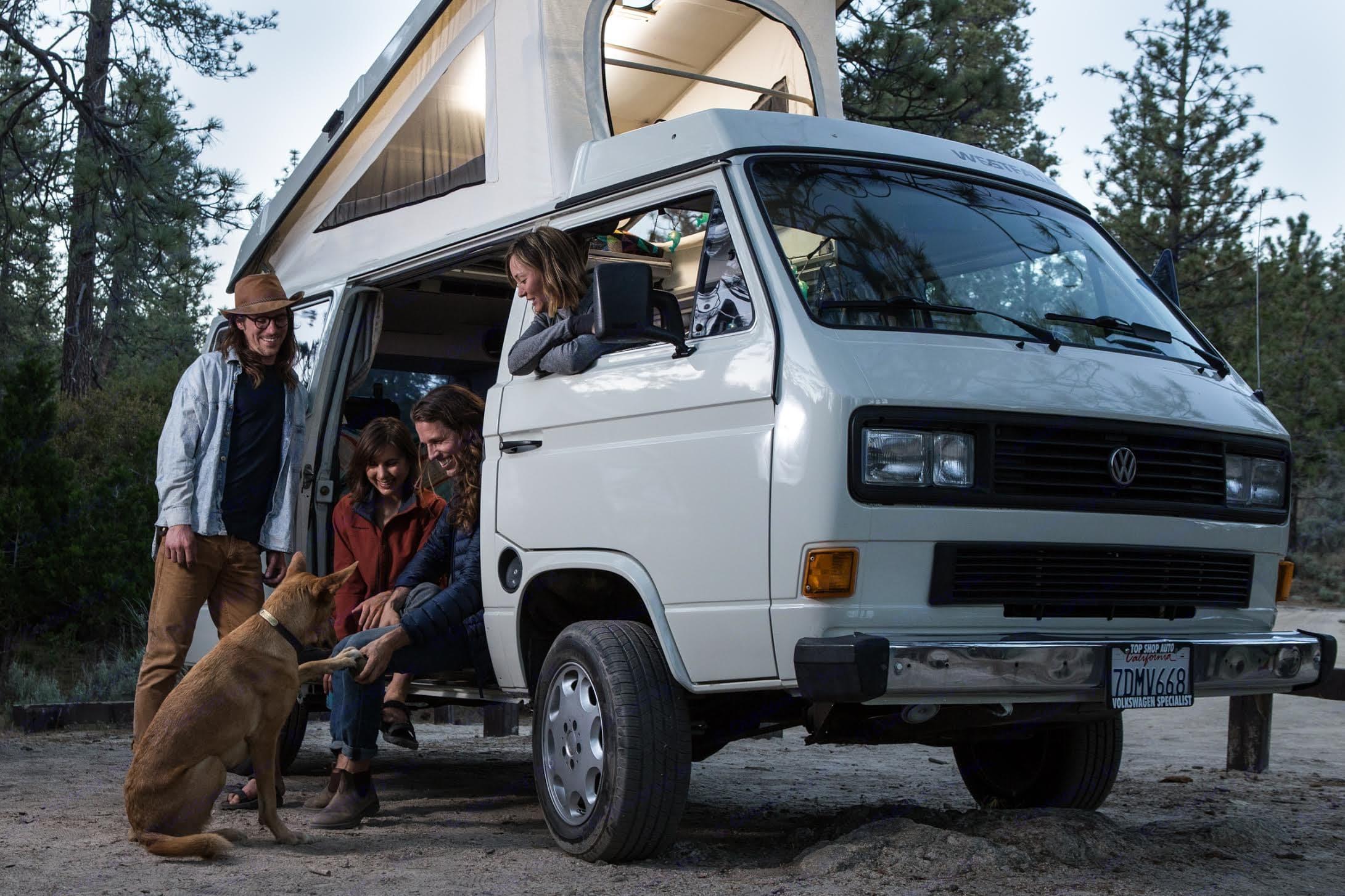 Volkswagen Westfalia 1990