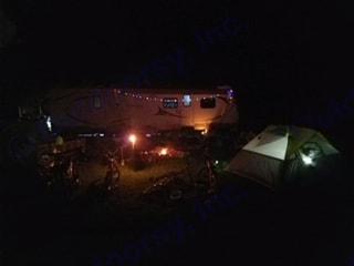 Keystone Sprinter Campfire 2009