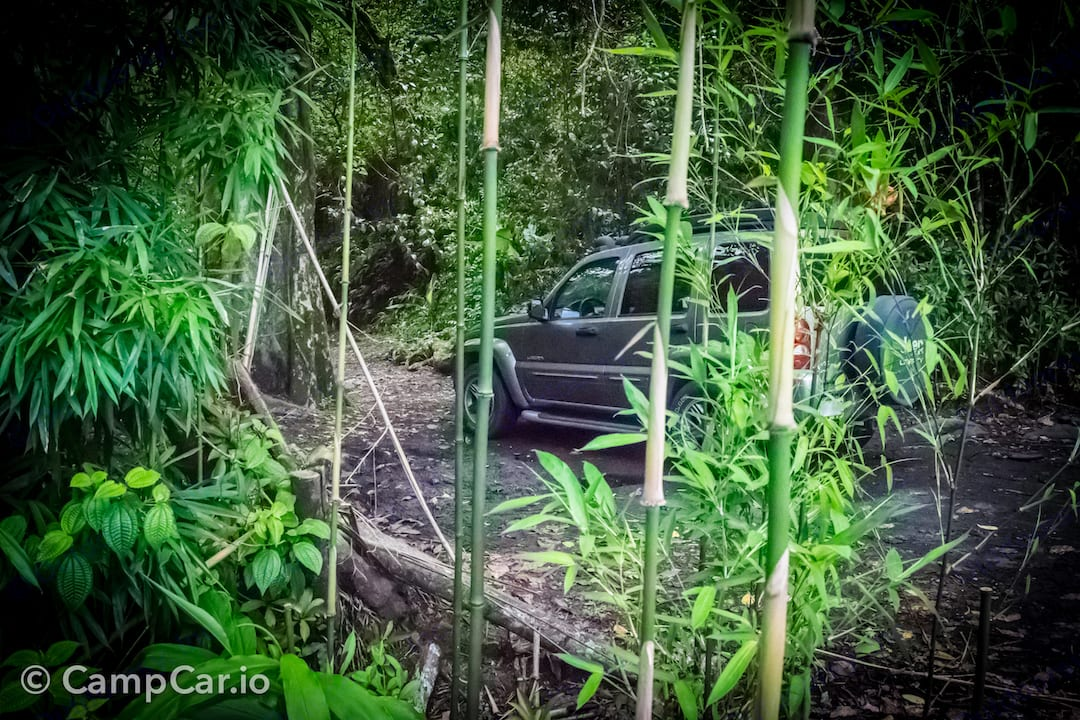 Discover hidden waterfalls and more on the Road to Hana!. Jeep Liberty Renagade 2003
