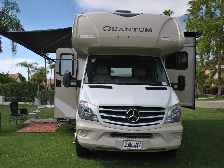 Mercedes Venz Diesel Chasy. Quantum beautiful Motor Coach. Mercedes-Benz Sprinter 2018