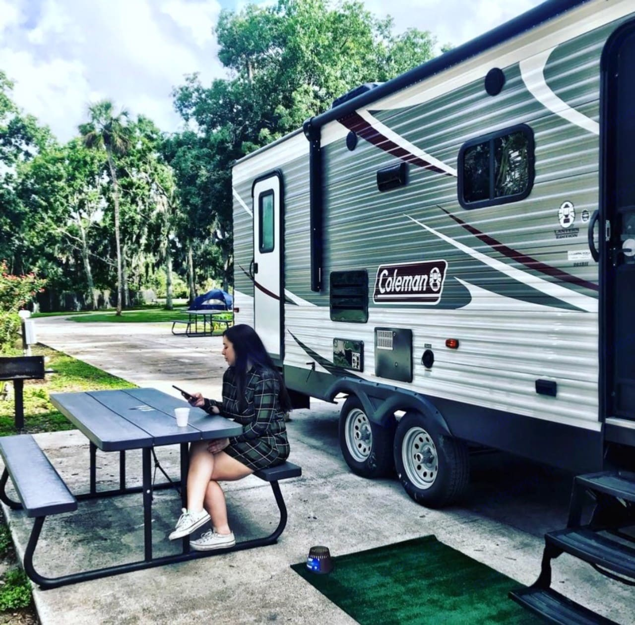 Nothing Better than RV living!. Coleman Other 2018