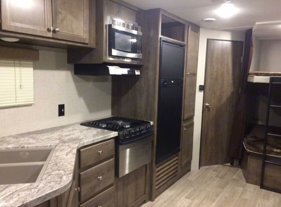 Brand new appliances!. Coleman Other 2018