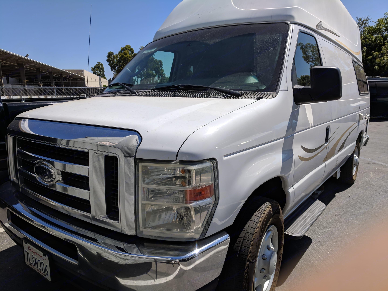 Ford Van 2009