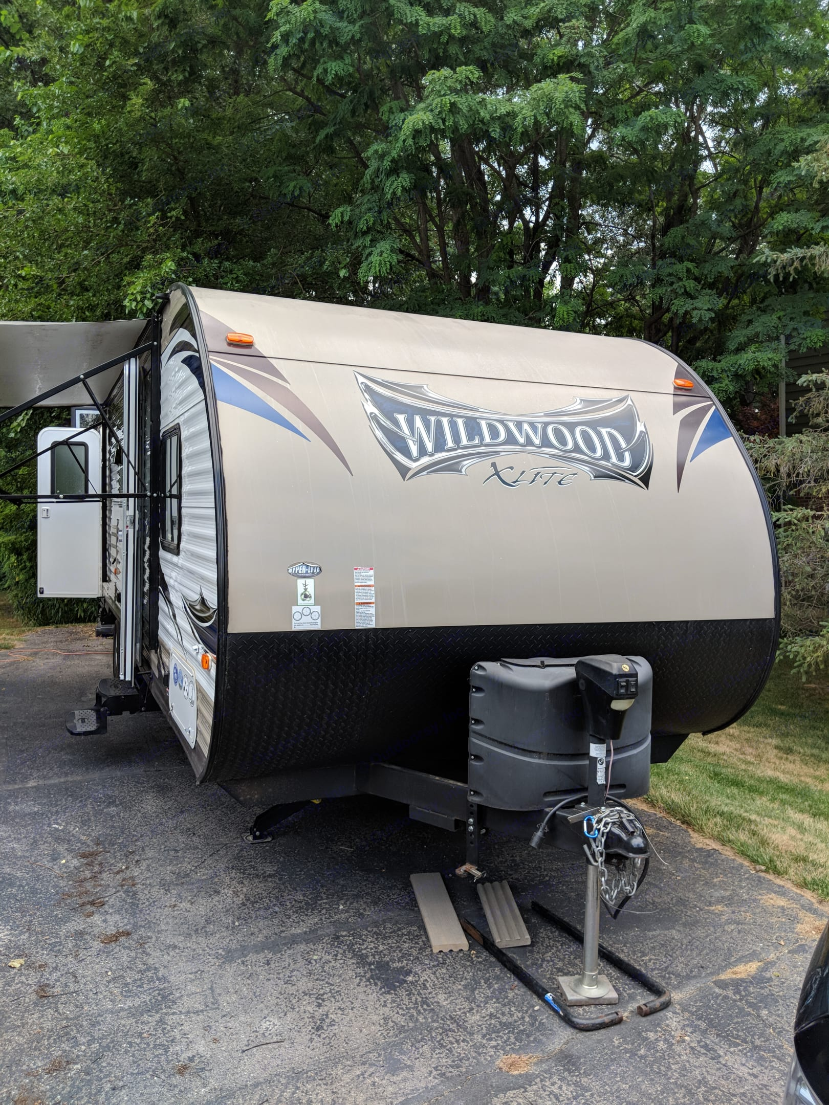 Forest River Wildwood X-Lite 2015