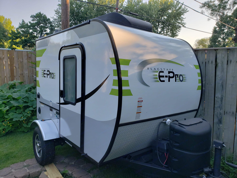 Flagstaff E-Pro E12RK 2018