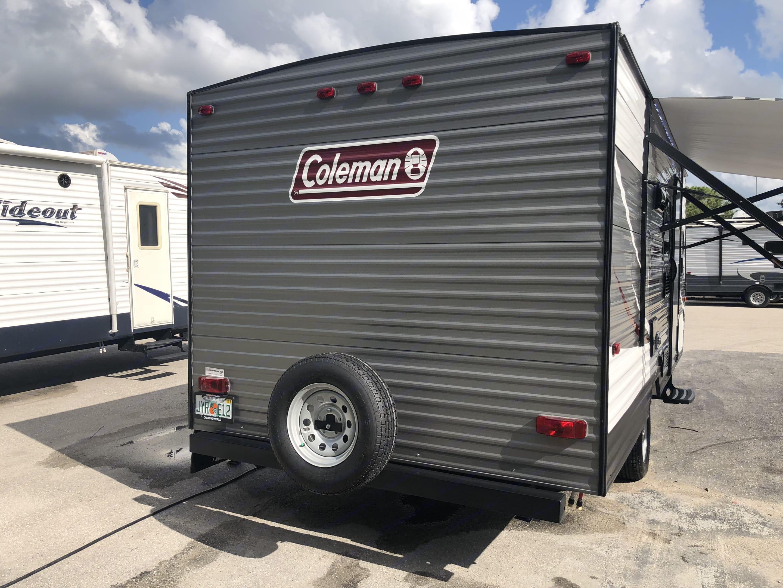 Coleman Lantern LT 17 FQ 2018