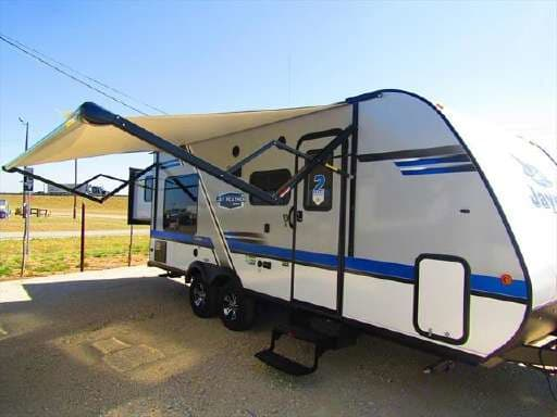 Power awing with led lighting!. Jayco Jay Feather X213 2018
