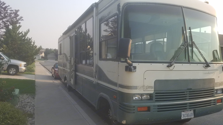 Thor Motor Coach Residency 1994