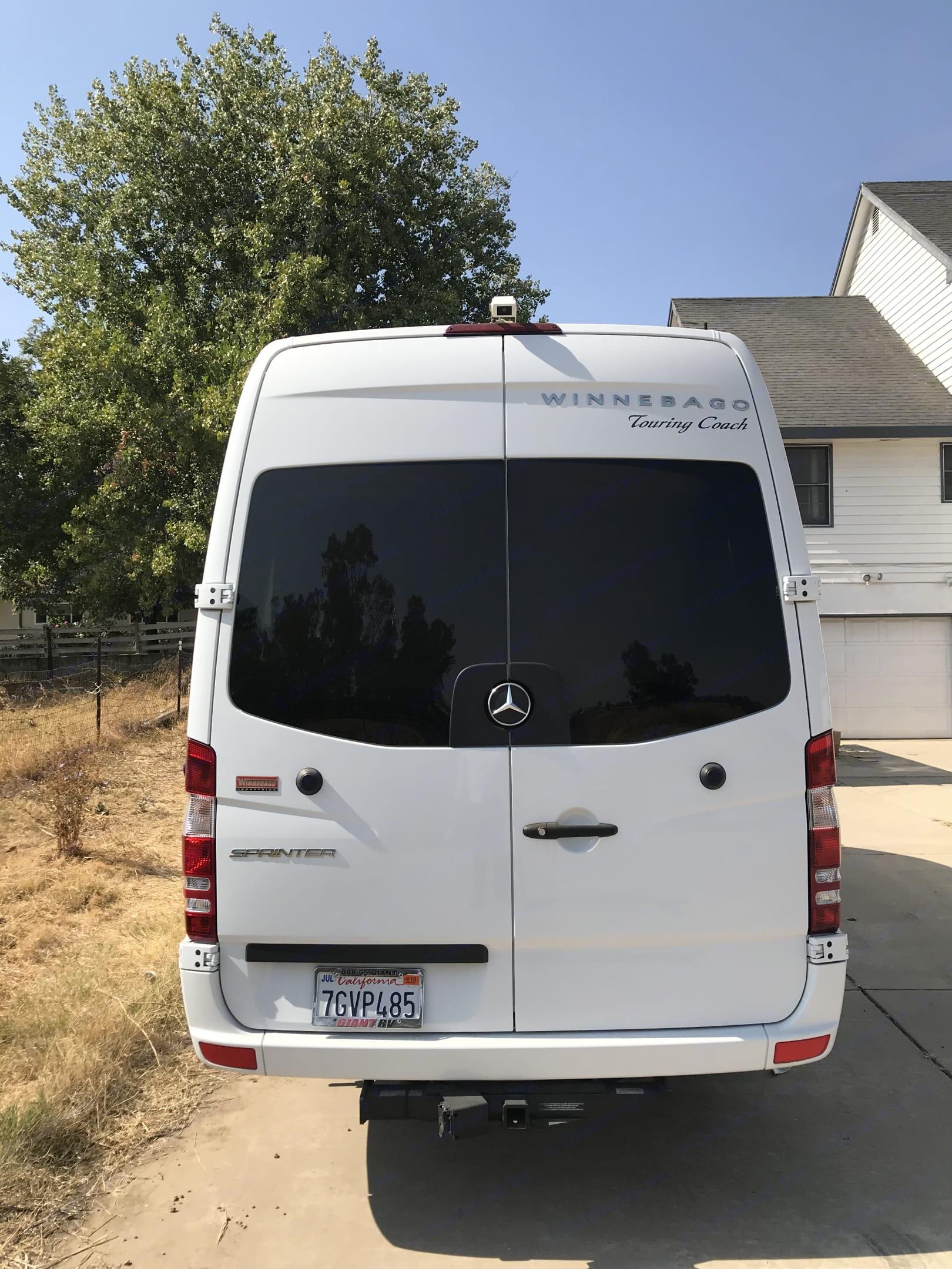 Mercedes-Benz Sprinter RV Motorhome Campervan 2015