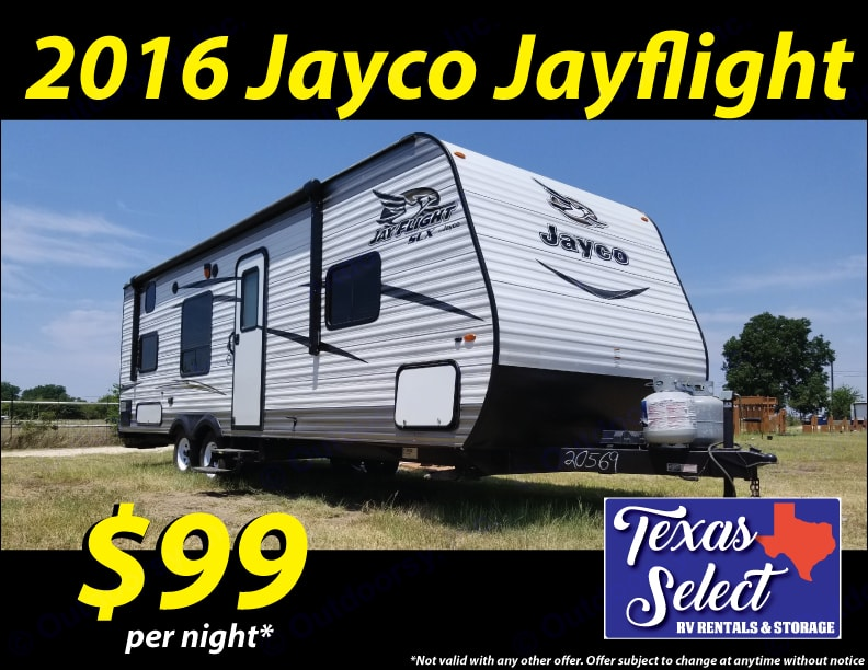 Jayco Jay Flight SLX 2017