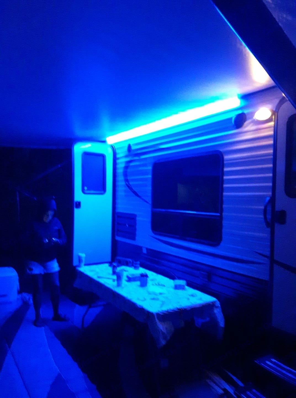 LED lighting . Forest River Viking 2018