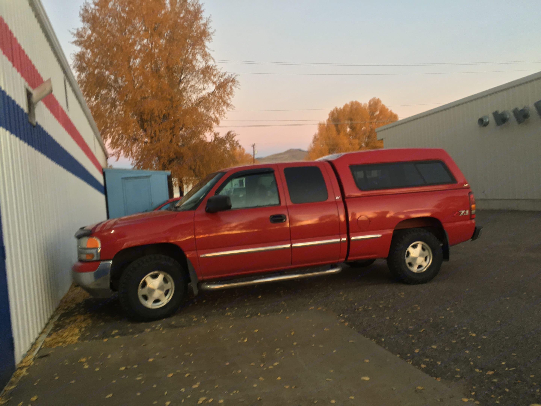 Gmc Truck Body 2000