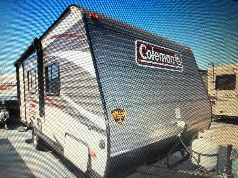 Brand New 2018 Travel Trailer from dealership!. Coleman Lantern Lt 2018