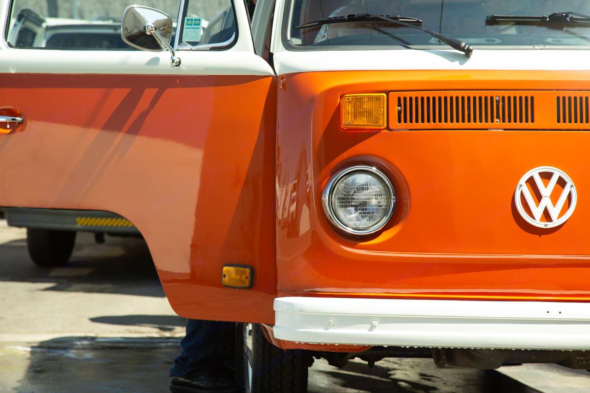 Volkswagen Bay Window AUTOMATIC 1979