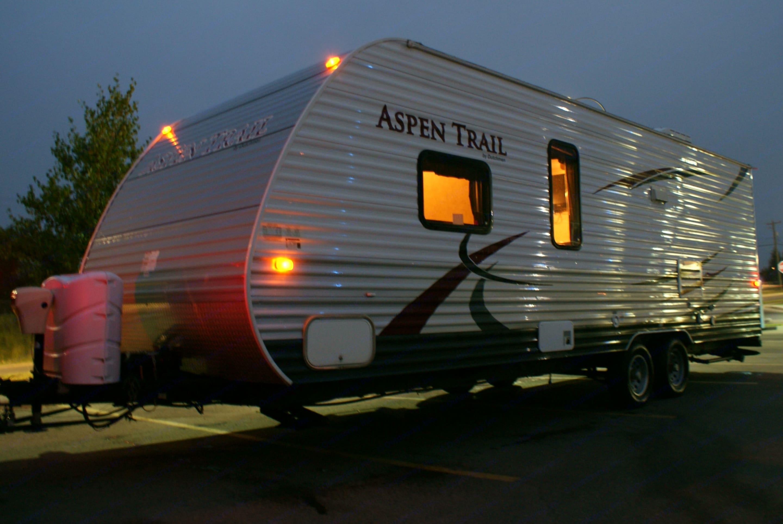 Dutchmen Aspen Trail 2012
