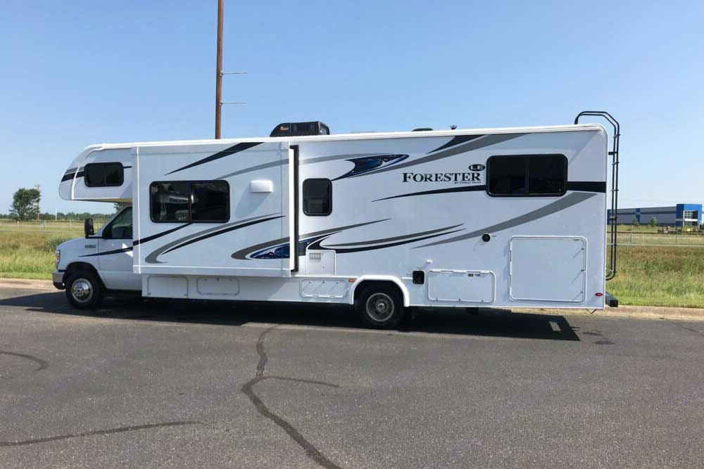 Forest River Forester 3251 DS LE 2019