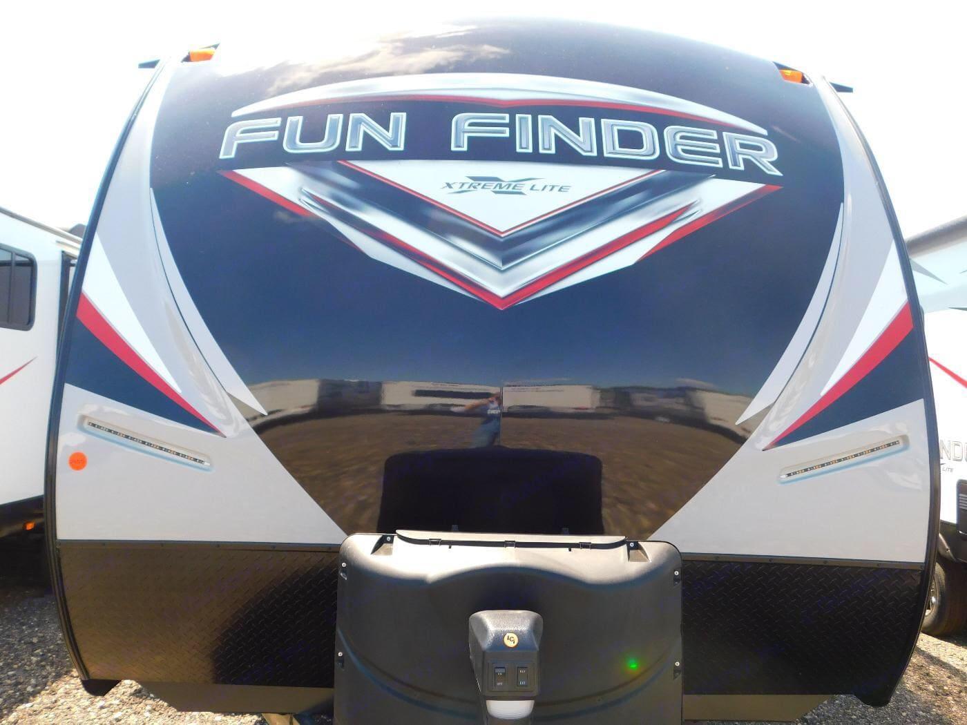 Cruiser Rv Corp Fun Finder Xtra 2018