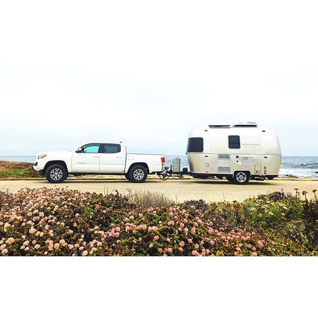 (Want a vehicle to tow with? New Toyota Tacoma add $29.95 per day!)  . Airstream Airstream 2016