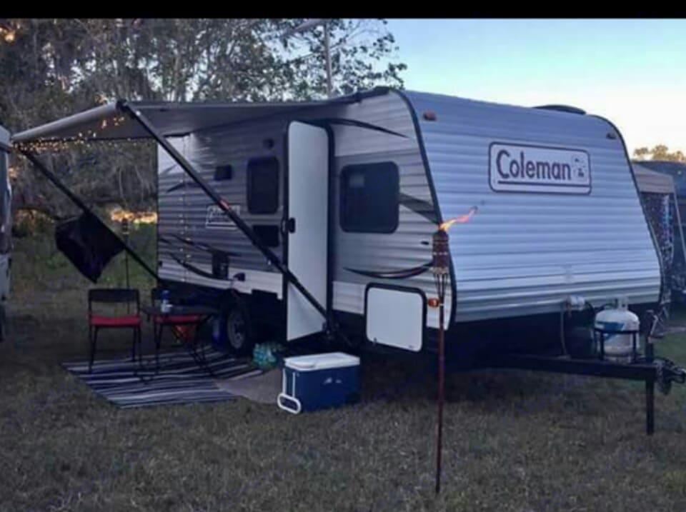 Coleman Caravan 2016